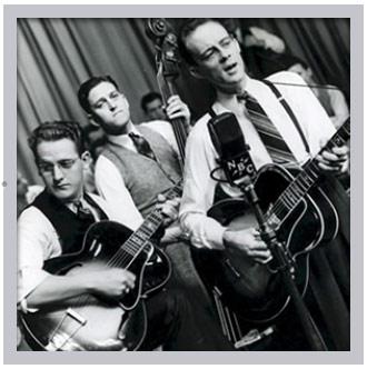 Trio de Les Paul