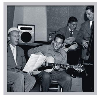 Les Paul Nouveau Trio