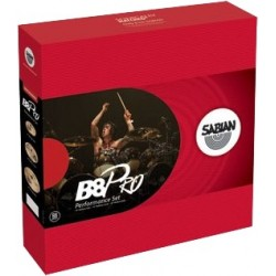 Cymbale Sabian B8 Pro Set Performance+Crash 18