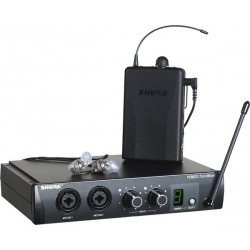 Shure Système Ear Monitor avec Intras SE215C