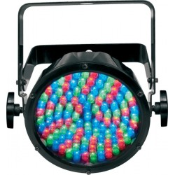 Chauvet PAR 56 108 LED RGB 0.25W infrarouge / IP65SlimPar 108 Led RGBA 0.25W