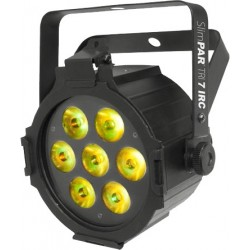 Chauvet PAR 7 LED TRI infrarouge