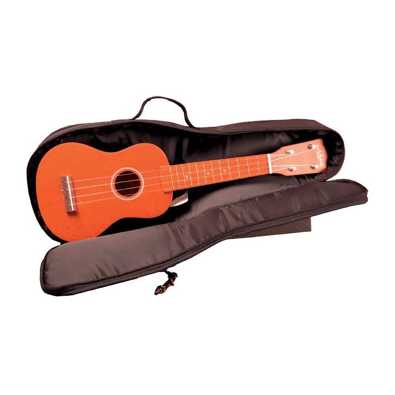 Housse gator gbe uke sc ukul l soprano for Housse ukulele