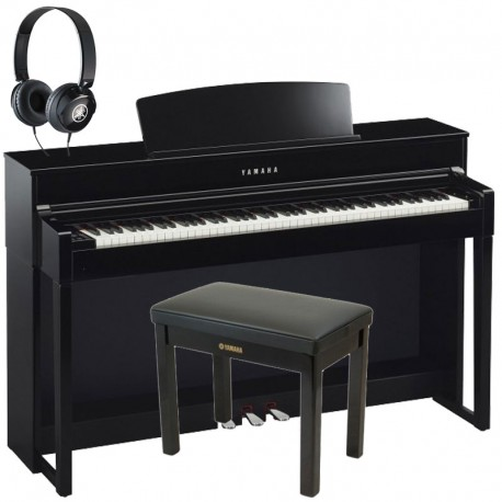 piano num rique yamaha clavinova clp 545pe pack 100 yamaha. Black Bedroom Furniture Sets. Home Design Ideas