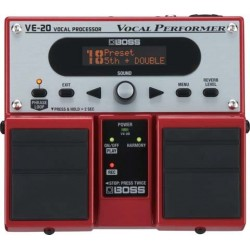 Multi-Effets Chant Boss VE-20