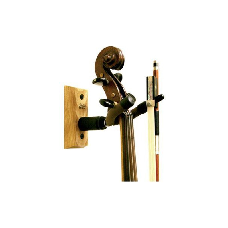 String swing support mural pour violon musicarius - Support mural pour four ...