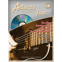 Astuces de la guitare jazz Vol 1