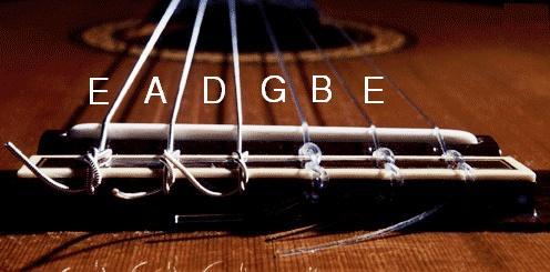 guitare classique corde acier