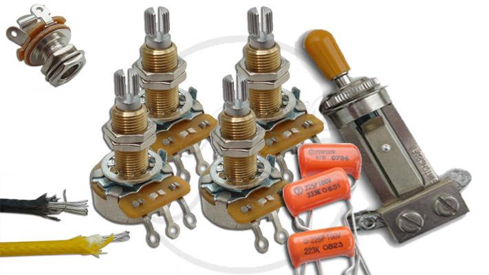 Electronique Gibson