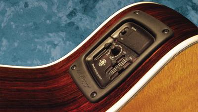 La Guitare Electro-Acoustique