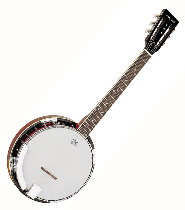 Le Banjo 6 Cordes