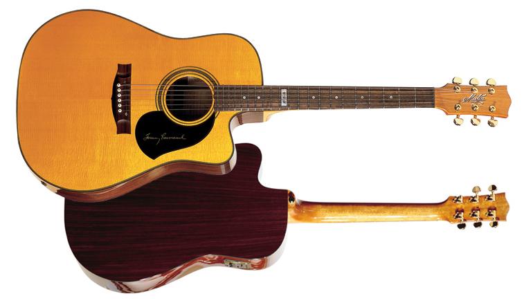 Guitare Maton