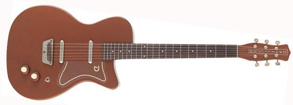 Guitare Danelectro 3012 Short Horn