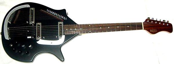 Guitare Sitar Coral