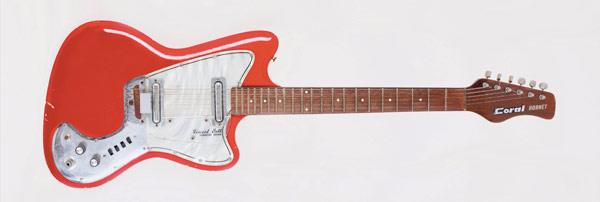 Guitare Coral