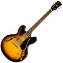 Les Guitares Semi Hollowbody