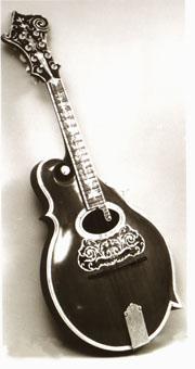 Mandoline Gibson