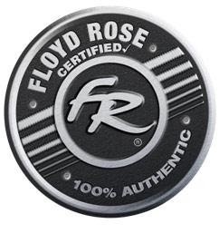 Floyd Rose Certified