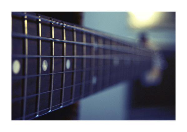 Les Frettes de Guitare