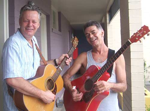 Tommy et Phil Emmanuel