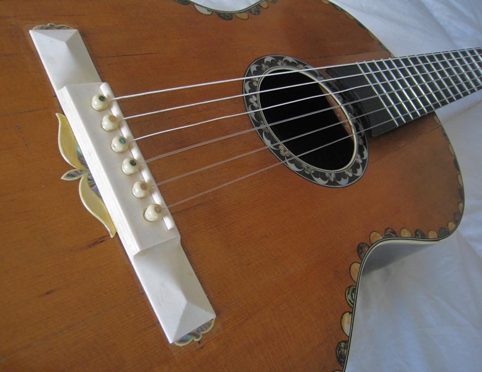Guitare Martin 1837