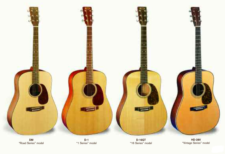 l histoire des guitares martin musicarius le blog. Black Bedroom Furniture Sets. Home Design Ideas