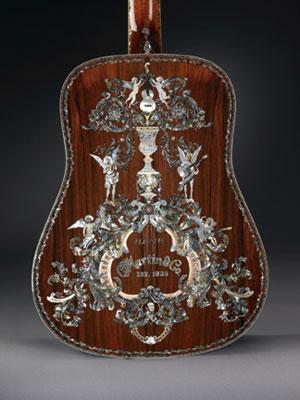 Guitare Martin Numéro de Série