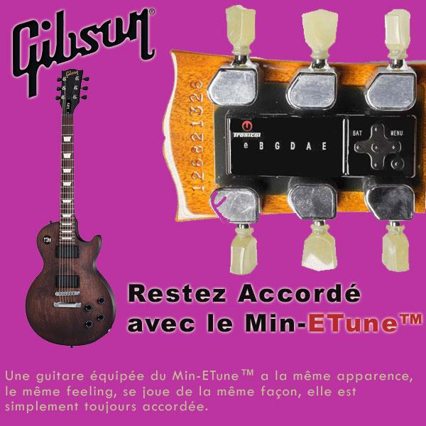 Le Min-ETune™ Gibson