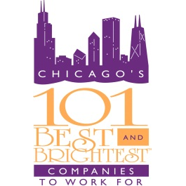 """Chicago's 101 Best and Brightest Companies to Work For™"""""""