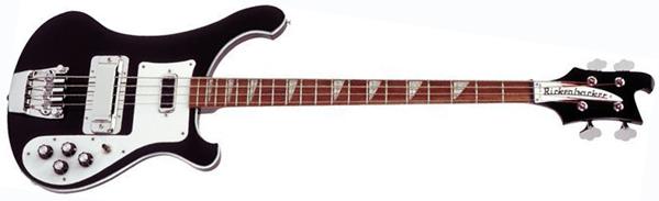 Rickenbacker 4003 Noire