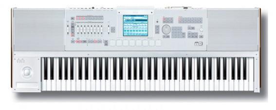 Les Claviers Workstation