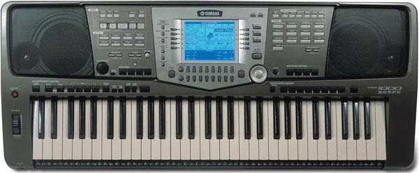 Yamaha Clavier Arrangeur