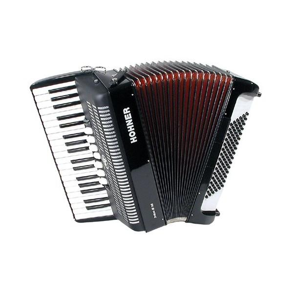Accordéon Touches Piano