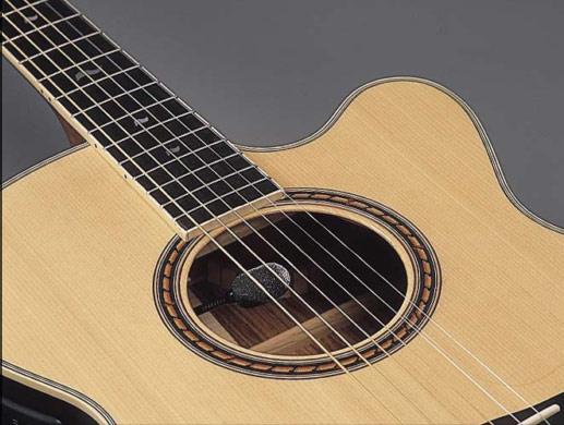 Yamaha Micro Guitare à Condensateur