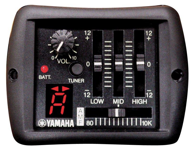 Yamaha Preampli Système 55T