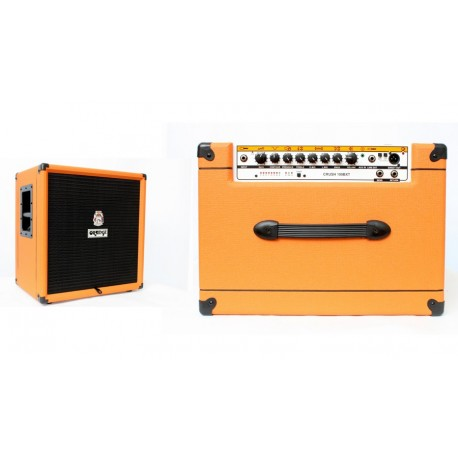 Ampli Basse Orange Crush PiX CR100BXT