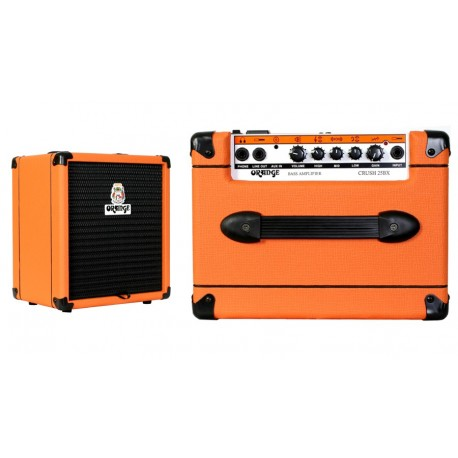 Ampli Basse Orange Crush PiX CR25BX