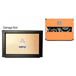Enceinte Guitare Orange (Open Back) PPC212 OB Noire