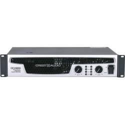 Ampli Crest Audio 2 x 595W sous 8Ω