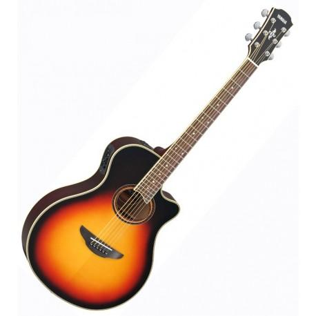 Guitare Yamaha APX 700II Vintage Sunburst