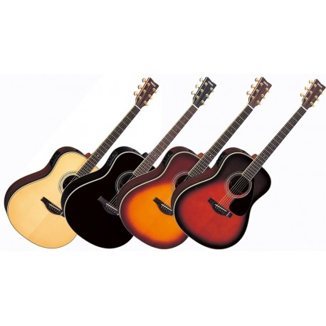 Guitare Yamaha E/A LLX6A