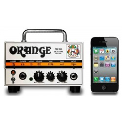 Ampli Guitare Orange Tête Micro Terror