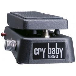 Pédale Dunlop Wah Crybaby Réglable + Boost