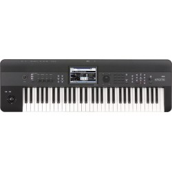 Clavier Korg Workstation Krome 61 Notes