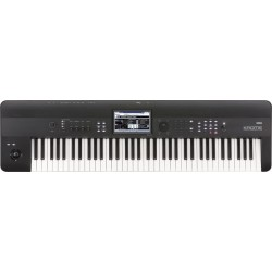 Clavier Korg Workstation Krome 73 Notes