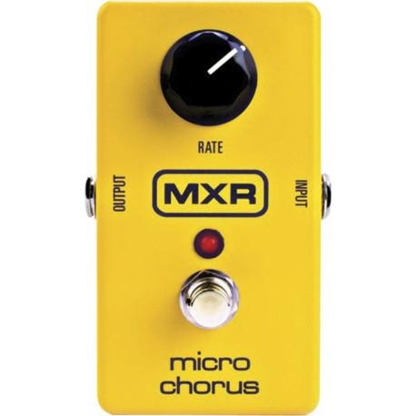 Pédale MXR Micro Chorus