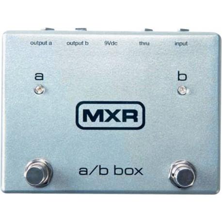Pédale MXR A/B Box