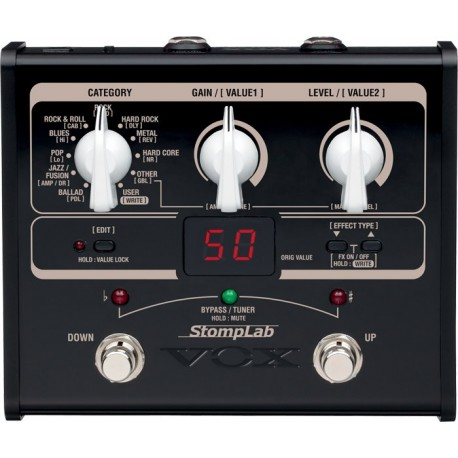 Multi-Effets Vox Stomplab SL1G