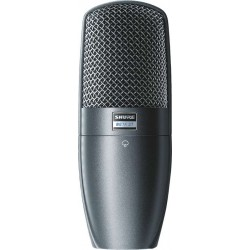 Micro Shure Statique type studio supercardio
