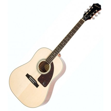 Guitare Epiphone Advanced Jumbo AJ220S Naturelle